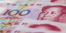 Car aujourd'hui, un risque supérieur pour les emprunteurs de la Chine signifie un risque plus élevé pour le monde, assure Jayan Dhru. /Reuters