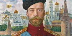 Le tsar Nicolas II a dû se résigner à mettre en place une constitution après la révolution de 1905./ Wikipédia