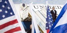 Le secrétaire d'Etat américain, John Kerry, mentionne une négociation avec l'Iran au sujet de l'offensive djihadiste en Irak