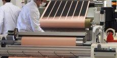 L'expansion de l'industrie manufacturière, ainsi que des services, explique l'augmentation rapide de l'indice PMI en France, de 47,9 à 51,6 en un mois. (Photo : Reuters)