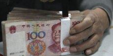 La croissance chinoise a atteint son plus bas niveau depuis 13 ans.