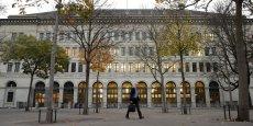 Le siège de la BNS, à Zurich.