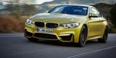 LA BMW M4 coûtera 81.900 euros avec des performances dignes d'une super-sportive.
