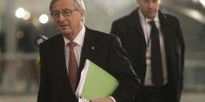 Jean-Claude Juncker a insisté sur la nécessité pour Paris de passer aux actes en matière de réduction du déficit. (Photo : Reuters)