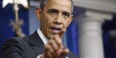 Barack Obama soutient la légalisation du cannabis. Il n'ecourage pas sa consommation mais n'estime pas que ce soit plus dangereux que l'alcool. (Photo : Reuters)
