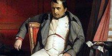 Napoléon en exil sur l'île de Sainte-Hélène. / Wikipédia