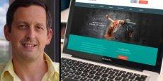 Romulus Grigoras, co-fondateur et PDG de Devatics, start-up spécialisée dans le marketing comportemental © DR