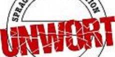 Logo du jury élisant le mot le plus laid de l'année en Allemagne