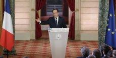François Hollande rassemble deux fois plus de téléspectateurs qu'en mai dernier.