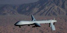 La France ne peut plus se passer des drones américains Reaper