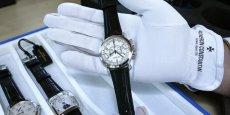 Richemont possède les marques Cartier, Van Cleef & Arpels, Chloé...