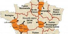 Fusionner l'Alsace et la Lorraine, démanteler la Picardie et rapprocher chacun de ses trois départements de la région limitrophe, fusionner l'Auverge et le Limousin cher à François Hollande...Oui, mais comment ?