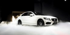 La nouvelle Classe C de Mercedes