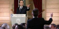 En annonçant la suppression de départements, François Hollande a lancé son gouvernement dans un dossier complexe. / DR