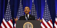 Barack Obama doit prononcer ce mardi son sixième discours sur l'état de l'Union, l'allocution annuelle des président américains devant le Congrès.