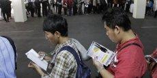 Selon l'OIT, 90% des emplois seront créés dans les pays en développement. (Photo : Reuters)