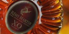 Le cognac pèse pour 80% du résultat opérationnel du groupe et la Chine pour environ 40%.(Photo : Reuters)