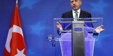Le Premier ministre turc, Recep Tayyip Erdogan, s'est prononcé contre le relèvement des taux par la Banque centrale turque.