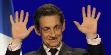 Le financement d'un meeting de la campagne de Nicolas Sarkozy est visé par une enquête. (DR)