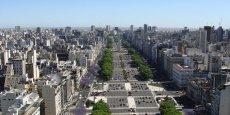 Buenos Aires, une ville-État de plus de 3 millions d'habitants qui a réussi sa modernisation administrative en moins de trois ans./ DR