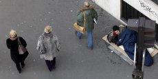 En France, une personne sur cinq était en risque de pauvreté et d'exclusion sociale  en 2011, contre une sur quatre dans l'ensemble de l'Union européenne. (Photo : Reuters)