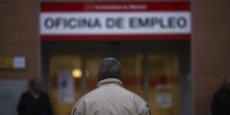 Malgré une légère baisse en février, près d'un quart des actifs espagnols sont toujours au chômage. (Photo : Reuters)
