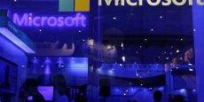 Microsoft assure notamment avoir écoulé 7,4 millions de consoles de jeux vidéo Xbox, dont 3,9 millions d'unités de sa dernière née Xbox One sortie avant Noël.