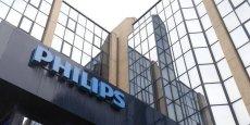 Après 120 ans d'existence, Philips se scinde en deux.