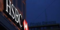 La banque HSBC avait pourtant démenti en février toute participation à une quelconque évasion fiscale, pratique qu'elle réprouve, selon son communiqué. (Photo : Reuters)