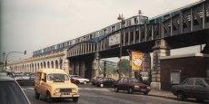 Paris, dans les années 80