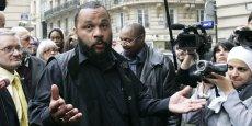 Il s'agit de la deuxième enquête pour apologie du terrorisme lancée contre Dieudonné.
