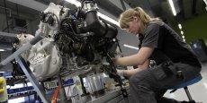 Les analystes ont salué l'ampleur de la baisse du nombre de chômeurs. REUTERS/Michaela Rehle