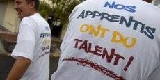 Le gouvernement compte former 500.000 apprentis d'ici 2017