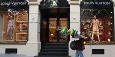 LVMH veut désormais privilégier une stratégie de croissance plus raisonnable pour Vuitton. (Reuters/Osman Orsal)