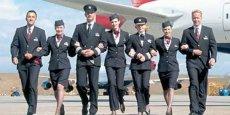 Si British Airways a concédé, lors du dessin d'un nouvel uniforme en 200, le droit pour les hôtesses affectées à des long-courriers de revêtir un pantalon, les nouvelles recrues sont quant à elles toujours intimées de porter une jupe.