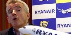 Selon Michael O'Leary, la perte du mois de décembre est due à des promotions pour remplir ses avions. (Reuters/Yves Herman)