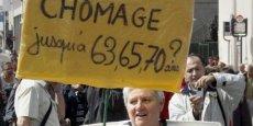 62% des chômeurs de plus de 55 ans le sont depuis plus d'un an