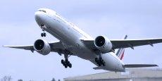 44 Boeing 777 de la compagnie Air France seront équipés des nouveaux sièges. (Reuters/Marcus R Donner)