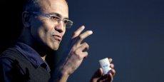 Satya Nadella, le nouveau PDG de Microsoft, né à Hyderabad, a fait ses études supérieures à Chicago et dans le Wisconsin.