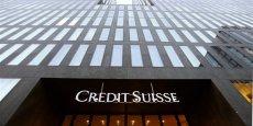 En janvier, le Credit Suisse aurait entamé des négociations avec l'administration américaine pour mettre fin aux poursuites contre une amende de 800 millions de dollars. (Photo : Reuters)