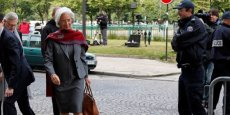 L'ancienne ministre des Finances a été placée fin mai 2013 sous le statut de témoin assisté dans le cadre de l'enquête sur l'arbitrage en faveur de l'homme d'affaire.