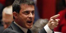 Manuel Valls veut redonner confiance aux chefs d'entreprises
