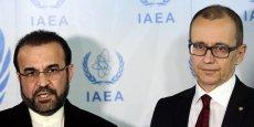 Les grandes puissances et l'Iran se retrouvent le 18 février au siège de l'AIEA, pour une nouvelle session de négociations. (Reuters/Leonhard Foeger)