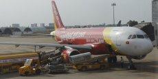 Airbus a livré 39 avions en janvier 2014 contre 35 l'année précédente? (Reuters/Nguyen Huy Kham)