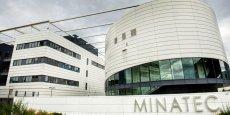 Minatec le campus d'innovation en micro et nanotechnologies