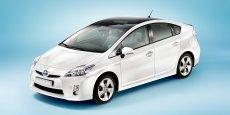 La Toyota Prius est la pionnière des voitures hybrides