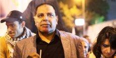 Alaa el Aswany, l'écrivain égyptien, l'un des plus lus du monde arabe. / DR
