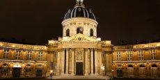 L'Académie française, vue depuis le Quai Conti. (Flickr/drs1ump)
