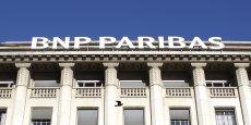 En France, les revenus de la banque de détail affichent une progression de 0,5% à 1,71 milliard d'euros.