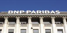 En 2013, BNP Paribas a vu les éléments non récurrents peser négativement sur son bénéfice net à hauteur de 1,21 milliard d'euros, contre une contribution positive de 184 millions en 2012. (Reuters/Benoit Tessier)